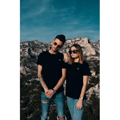tee-shirt noir jack magnan