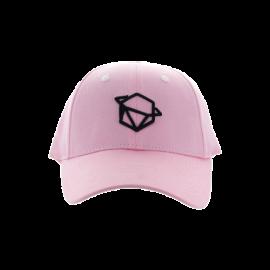 casquette baseball rose