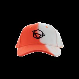 Orange to White