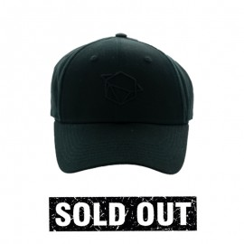Casquette full black