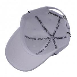 détails casquette jack magnan