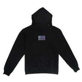 hoodie noir capcuche