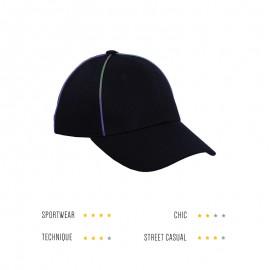 casquette noir tendance