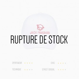 CASQUETTE BLANCHE / ROUGE...
