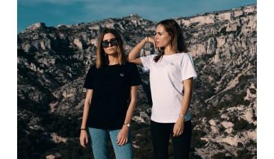 Retrouvez une collection de Tee shirt pour femme 100% coton;