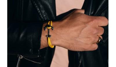 Bracelet ancre viking - Jack Magnan